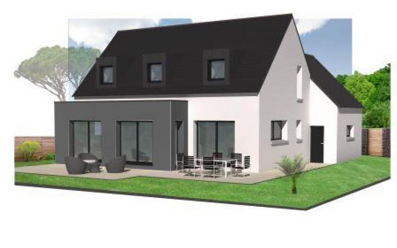 Construction de maison Plougoulm : Kermor Habitat