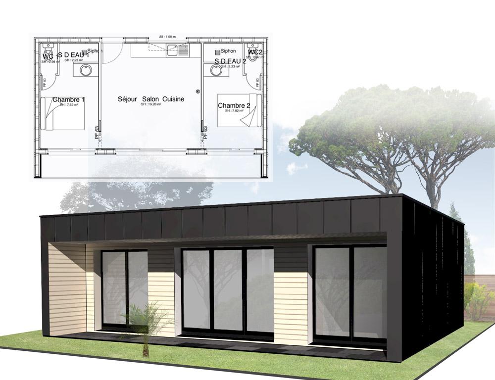 Habillage bois interieur maison visuel de de la maison for Habillage bois interieur maison