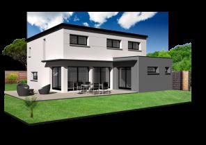 Construction de maison Landerneau Kermor Habitat